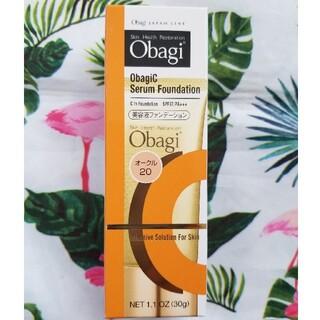 オバジ(Obagi)のオバジCセラムファンデーション オークル20(ファンデーション)