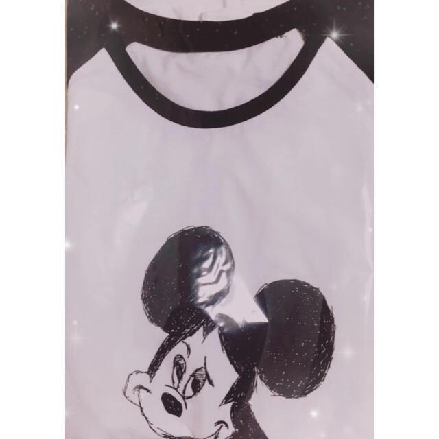 嵐(アラシ)の嵐 ミッキー Tシャツ エンタメ/ホビーのタレントグッズ(アイドルグッズ)の商品写真