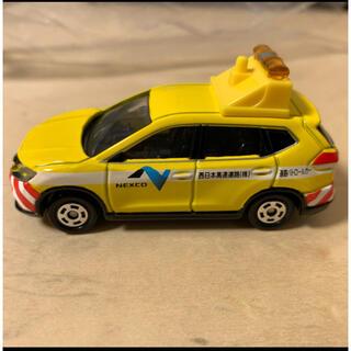 タカラトミーアーツ(T-ARTS)のトミカ NEXCO西日本 道路パトロールカー【非売品】(ミニカー)