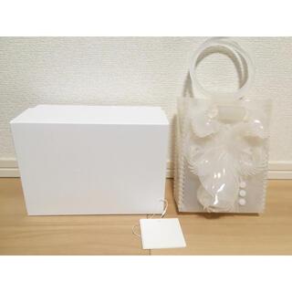 mame - 新品タグ付き♡Mame Vinyl Chloride Mini Hand Bag
