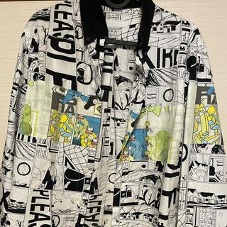 PRADA - プラダ コミックプリントシャツ