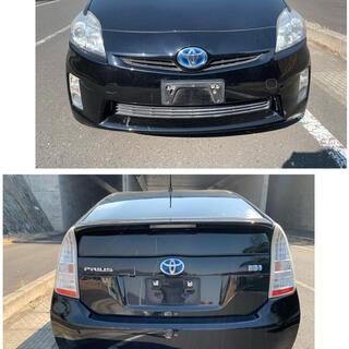 トヨタ - トヨタ。プリウス、人気の黒、やっす〜ーーい