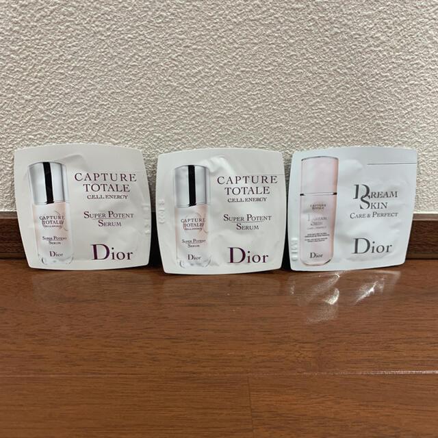 Christian Dior(クリスチャンディオール)のディオールカプチュールトータルセルENGYスーパー セラム コスメ/美容のスキンケア/基礎化粧品(美容液)の商品写真