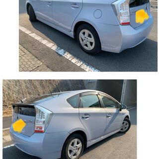 トヨタ - トヨタ。プリウス。車検付き、安い