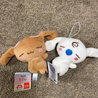 シナモロール - ゆるかわ サンリオキャラクターズ シナモンフレンズおやすみマスコット