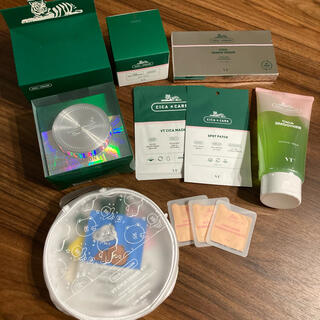 VT CICA シカシリーズ まとめ売り ②(パック/フェイスマスク)