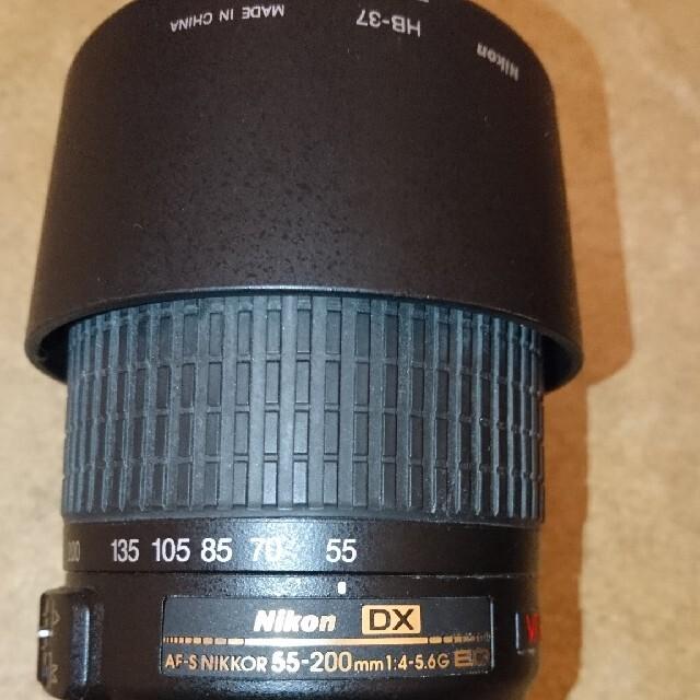 Nikon(ニコン)のNikon D7000 D3000 NIKKOR 55-200mm 3点セット スマホ/家電/カメラのカメラ(デジタル一眼)の商品写真