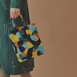 mina perhonen - 新品 ミナペルホネン  foliage トーストバッグ