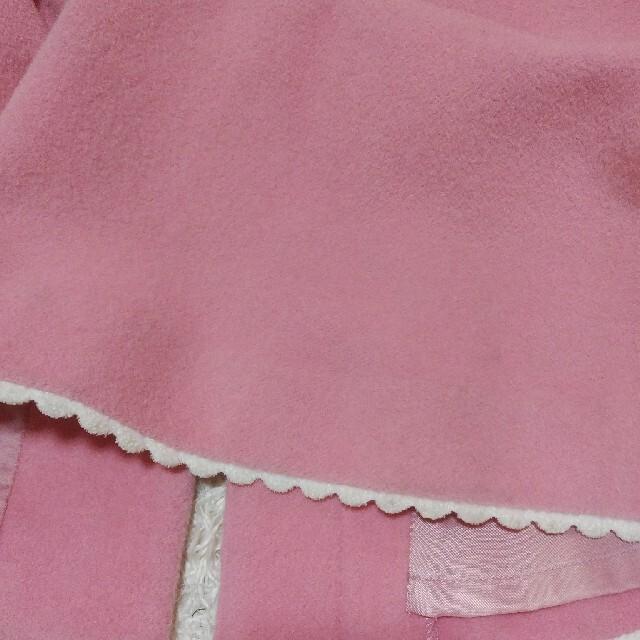 Shirley Temple(シャーリーテンプル)のシャーリーテンプル プレゼントコート キッズ/ベビー/マタニティのキッズ服女の子用(90cm~)(コート)の商品写真