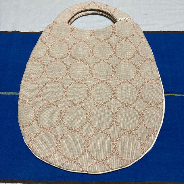 mina perhonen(ミナペルホネン)の[新品]ミナペルホネン エッグバッグ レディースのバッグ(ハンドバッグ)の商品写真