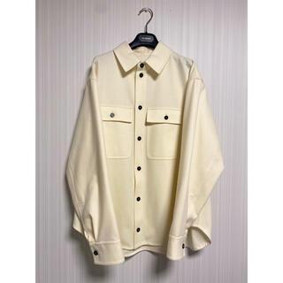 Jil Sander - JIL SANDER+ 20aw ウールシャツジャケット