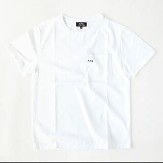 A.P.C - A.P.C.(アーペーセー) Emblem ポケットTシャツ