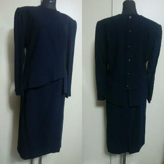 ジュンアシダ(jun ashida)のジュン・アシダ セットアップ サイズ9 ネイビー(スーツ)