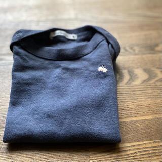 mina perhonen - mina perhonen Tシャツ カットソー「 zutto 」70㎝ ブルー