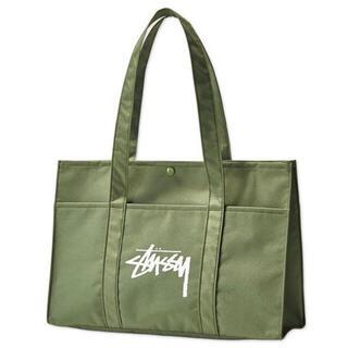 STUSSY - ⭐️新品⭐️【Stussy ステューシー】ロゴ入り トートバッグ★付録❗️