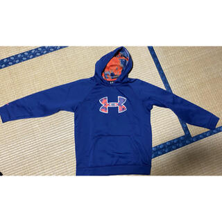 UNDER ARMOUR - UNDER ARMOR キッズ パーカー