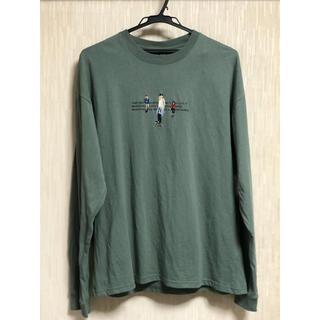 バックナンバー(BACK NUMBER)のスケボー柄 ロンT(Tシャツ(長袖/七分))