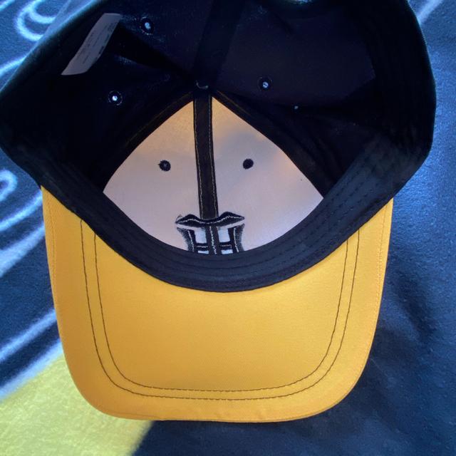 阪神タイガース(ハンシンタイガース)の阪神タイガース掛布雅之キャップ スポーツ/アウトドアの野球(応援グッズ)の商品写真