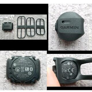 ガーミン(GARMIN)のGARMIN ガーミン スピードセンサーDual、ケイデンスセンサーDual(パーツ)