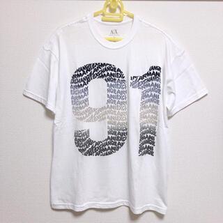 アルマーニ(Armani)のアルマーニ グラデーションプリントTシャツ Sサイズ(Tシャツ/カットソー(半袖/袖なし))