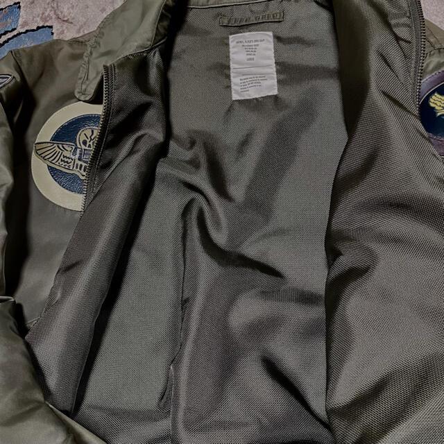 AVIREX(アヴィレックス)のアビレックスcwu 36pトップガン メンズのジャケット/アウター(フライトジャケット)の商品写真