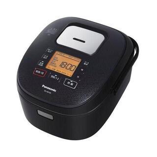 【新品未開封】炊飯器 Panasonic SR-HB109-K
