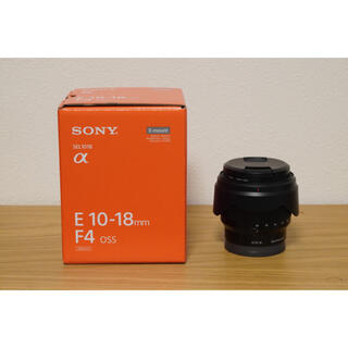 SONY - SONY SEL1018 美品 eマウント apsc
