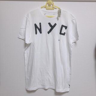アメリカンイーグル(American Eagle)の新品 アメリカンイーグル タグ付きTシャツ(Tシャツ/カットソー(半袖/袖なし))