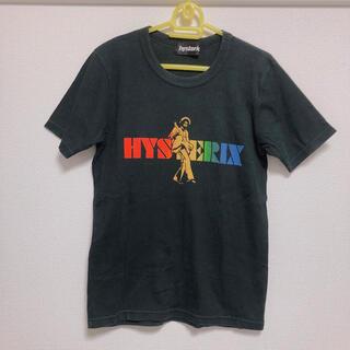 ヒステリックグラマー(HYSTERIC GLAMOUR)のhystericglamour ヒステリック ストレッチTシャツ(Tシャツ/カットソー(半袖/袖なし))