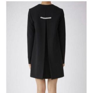 BARNEYS NEW YORK - YOKO CHAN バックパックボックスプリーツドレス