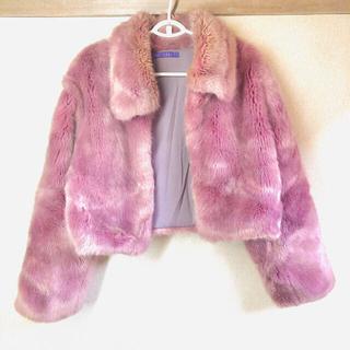 ジャンポールゴルチエ(Jean-Paul GAULTIER)のno dress ファージャケット the four-eyed購入(毛皮/ファーコート)