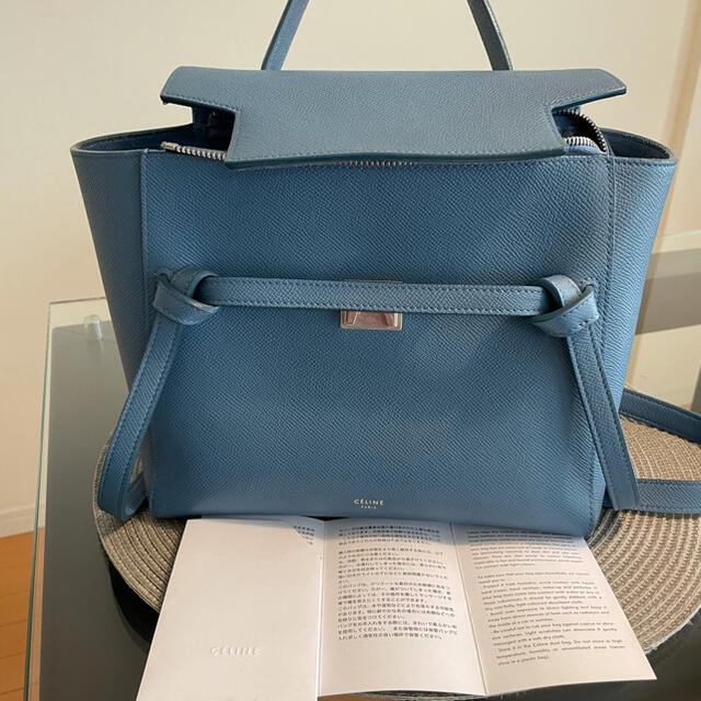 celine(セリーヌ)のみか様専用 CELINE ベルトバッグ レディースのバッグ(ハンドバッグ)の商品写真