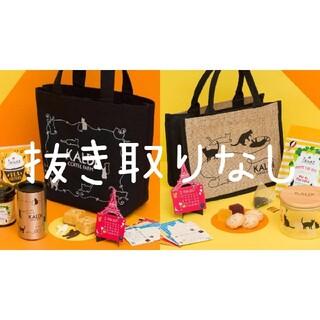 カルディ(KALDI)の◇完売続出!!◇ KALDI カルディ ネコの日バッグ ネコの日バッグプレミアム(トートバッグ)