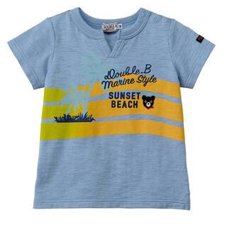 DOUBLE.B - ミキハウス ダブルビー Tシャツ 120