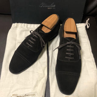 Santoni - 【約5万円】大塚製靴OTSUKA スエード革靴