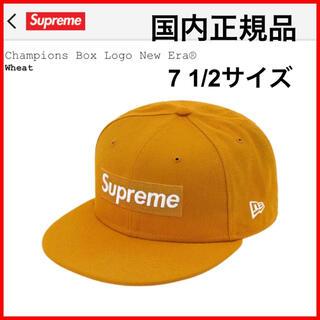Supreme - Supreme New Era Box Logo Cap ボックスロゴ