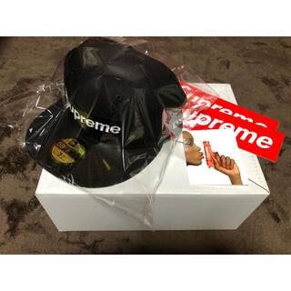 シュプリーム(Supreme)のSupreme New Era Campions Box Logo 7 3/8(キャップ)