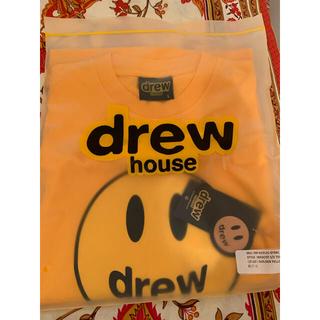 Drew House Mascot SS Tee yellow Lサイズ