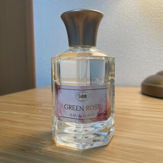 SABON - サボン グリーンローズ 香水 SABON  80ml