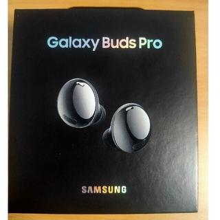 Galaxy - 【新品未開封】Galaxy buds pro ブラック