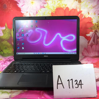 DELL - (A1134)DELLノートパソコン本体 Latitude3540