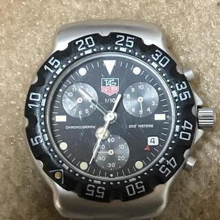 タグホイヤーフォーミュラ1クロノグラフメンズ腕時計