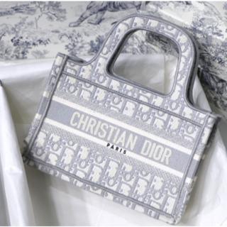 Dior - DIOR BOOK TOTE ミニバッグ