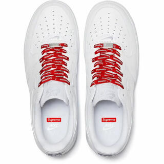 Supreme - 27 白 Supreme Nike Air Force 1 Low