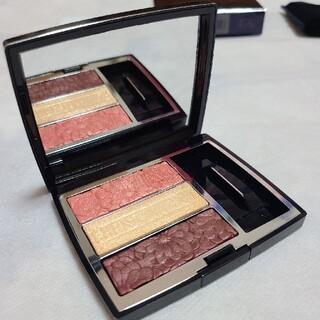 Dior - ディオール トリオブリックパレット 643 ピュアペタルズ