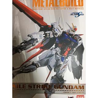 BANDAI - METAL BUILD エールストライクガンダム メタルビルド