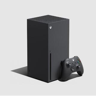 エックスボックス(Xbox)のXbox Series X(家庭用ゲーム機本体)