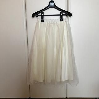 ページボーイ(PAGEBOY)の新品、PAGEBOY スカート(ひざ丈スカート)
