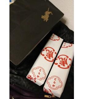 ミツコシ(三越)の虎屋 夜の梅(菓子/デザート)