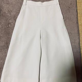 23区 - 23区小さいサイズ ガウチョスカート・パンツ クリーニング済 手洗い可